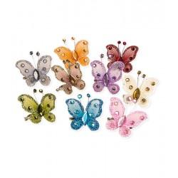 Broche mariposa 5.5 cm
