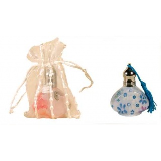 PERFUMADOR ROLL-ON EN BOLSA ORGANZA