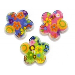PIN FLORES HIPPIES SURTIDAS