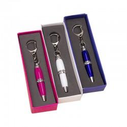 Bolígrafos llaveros para regalos para invitados
