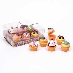 BRILLO LABIOS CUP CAKE (precio unidad)