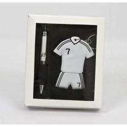Estuche bolígrafos llavero Real Madrid (precio unidad)