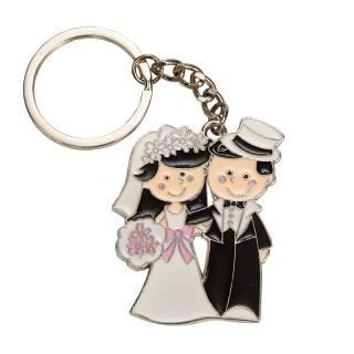 Llaveros regalos de boda