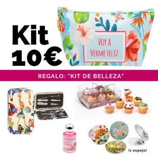 """Kit de belleza """"especial regalo de confinamiento"""""""