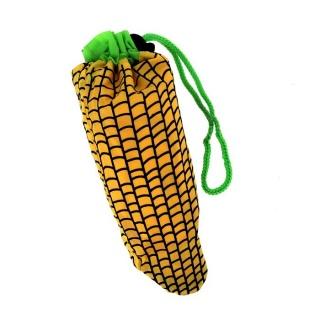 Bolsa de compra con forma de mazorca de maíz