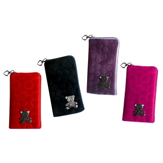 FUNDA MOVIL GOLOSITO TERCIOPELO