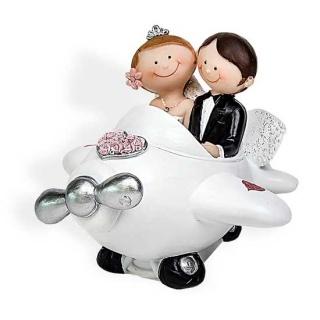 Figuras tarta boda originales