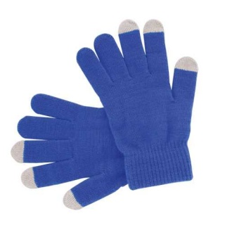 guantes azul claro para iphone y ipad
