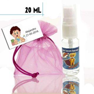 Gel Hidroalcohólico de Superhéroe 20ml, con bolsa y tarjeta