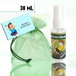 Gel Hidroalcohólico de Niño con Balón 30ml, con bolsa y tarjeta