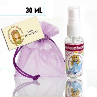 Gel Hidroalcohólico de Princesa 30ml, con bolsa y tarjeta