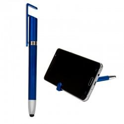 Boli porta móvil puntero azul