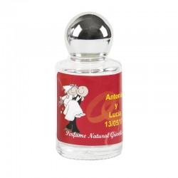 Perfumes personalizados recuerdos de boda