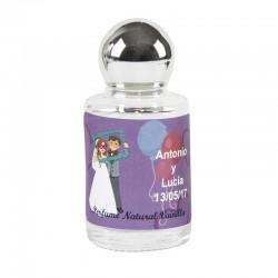 Regalos de boda perfumes personalizados