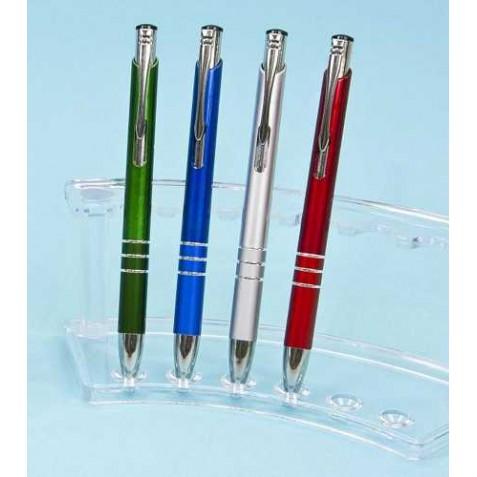 Bolígrafos tres rallas surtidos 4 colores (precio unidad)