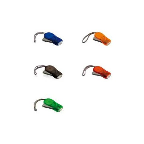 Linterna Triled en varios colores