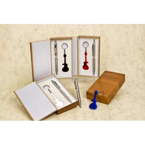 Llavero guitarra surtido (no contiene ni caja ni boligrafo)