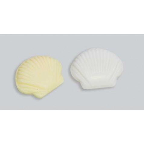 Jabón forma de concha