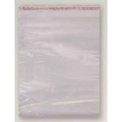 BOLSA DE PLASTICO 14x8, 1/100 UD.