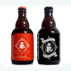 Surtido de cervezas (Pale Ale e Indian Pale Ale), para regalar en bodas