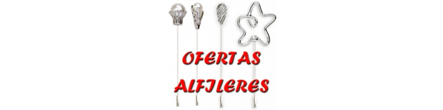Alfileres de boda en OUTLET 2020