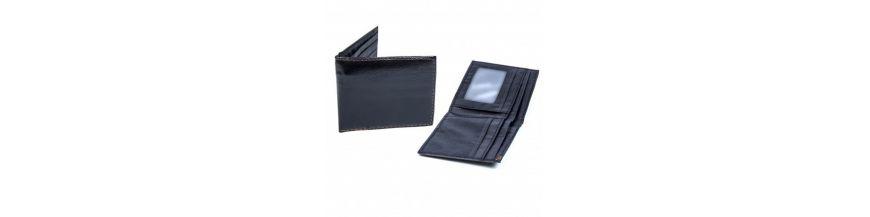 Monederos y carteras hombre
