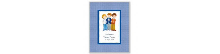 Libro de firmas de celebración infantil
