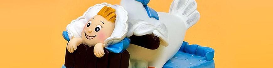 Figuras tartas de nacimiento